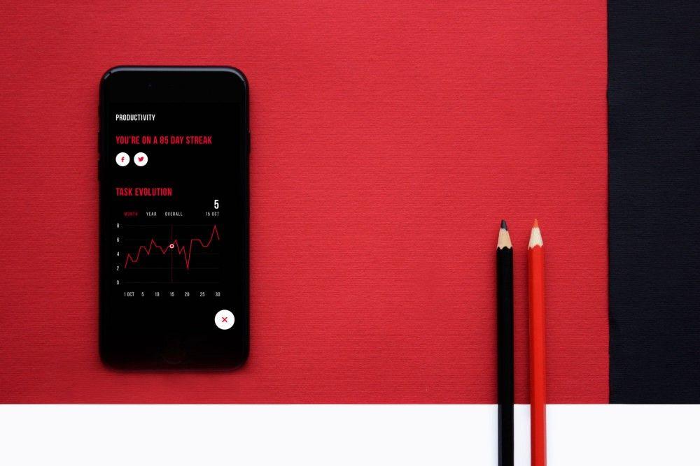 Uso del contraste para el diseño de una buena experiencia de usuario